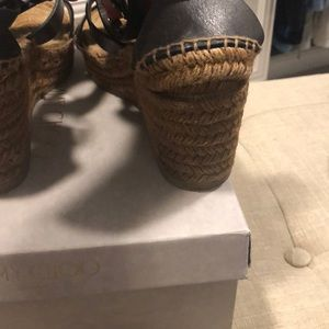 Jimmy Choo Shoes - Jimmy Choo Wedge Sandal **Offers Accepted**
